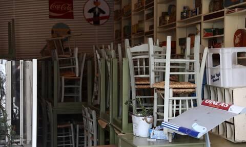 Lockdown - Παπαθανάσης: Μετά το Πάσχα και σε ανοιχτούς χώρους το άνοιγμα της εστίασης