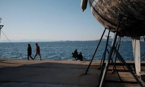 Θεσσαλονίκη: Αισιοδοξία πριν από το Πάσχα - Τι δείχνουν τα λύματα για τη διασπορά του κορονοϊού