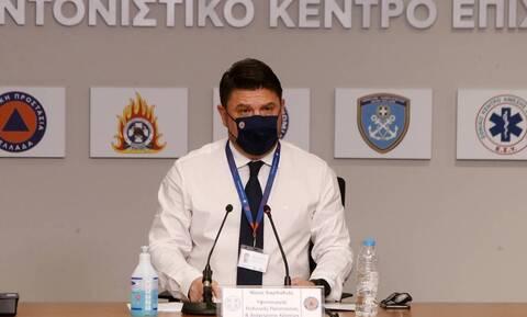 Κορoνοϊός - Πολιτική Προστασία: Σύσκεψη το μεσημέρι για την επιδημιολογική κατάσταση στην Κοζάνη