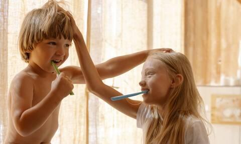 Τι να κάνετε αν το παιδί καταπιεί οδοντόκρεμα