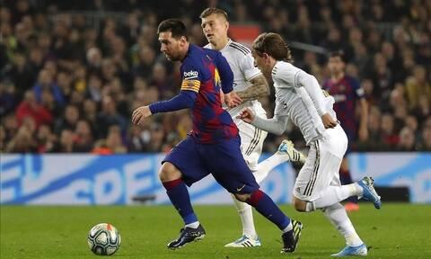 Ρεαλ Μαδρίτης Μπαρτσελόνα Real Madrid Barcelona