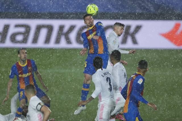 LaLiga Real Madrid - Barcelona