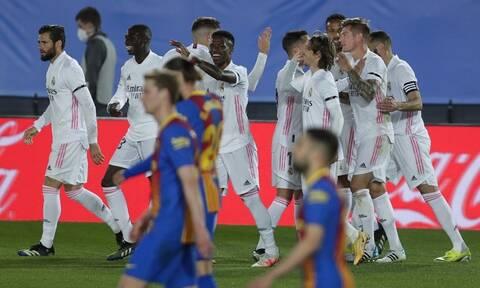 Ρεάλ Μαδρίτης Μπαρτσελόνα Real Madrid Barcelona clasico