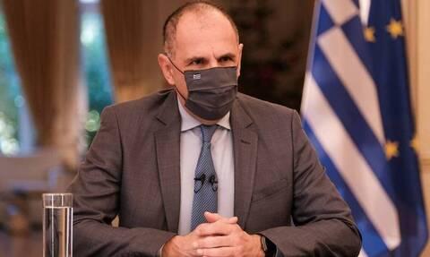 Γεραπετρίτης: Πρέπει να πείσουμε τους πολίτες και ειδικά τους ηλικιωμένους να εμβολιαστούν