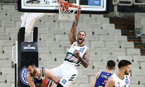 Basket League: «Οδοστρωτήρας» ο Παναθηναϊκός, σοκ για την ΑΕΚ – Βαθμολογία και στιγμιότυπα