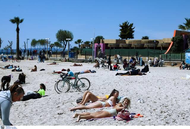Παραλία Άλιμος