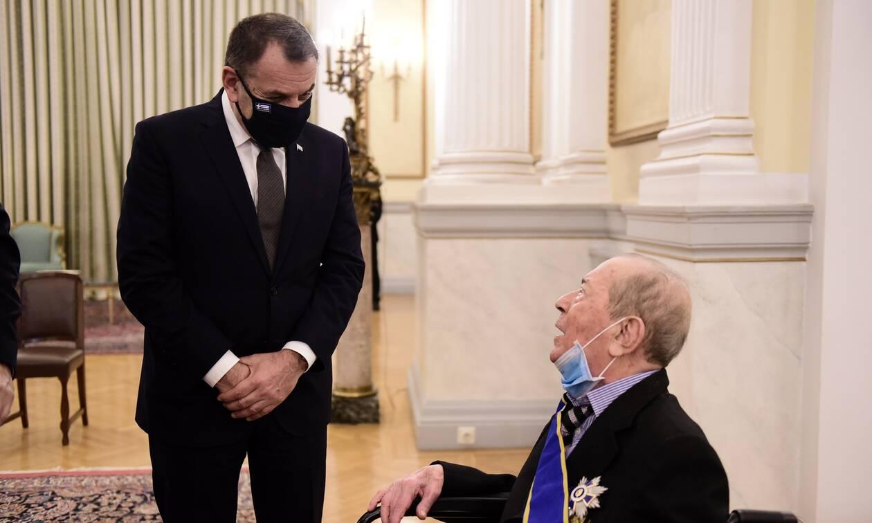 Νίκος Παναγιωτόπουλος για Ιάκωβο Τσούνη: Ημέρα πένθους για τις Ένοπλες Δυνάμεις