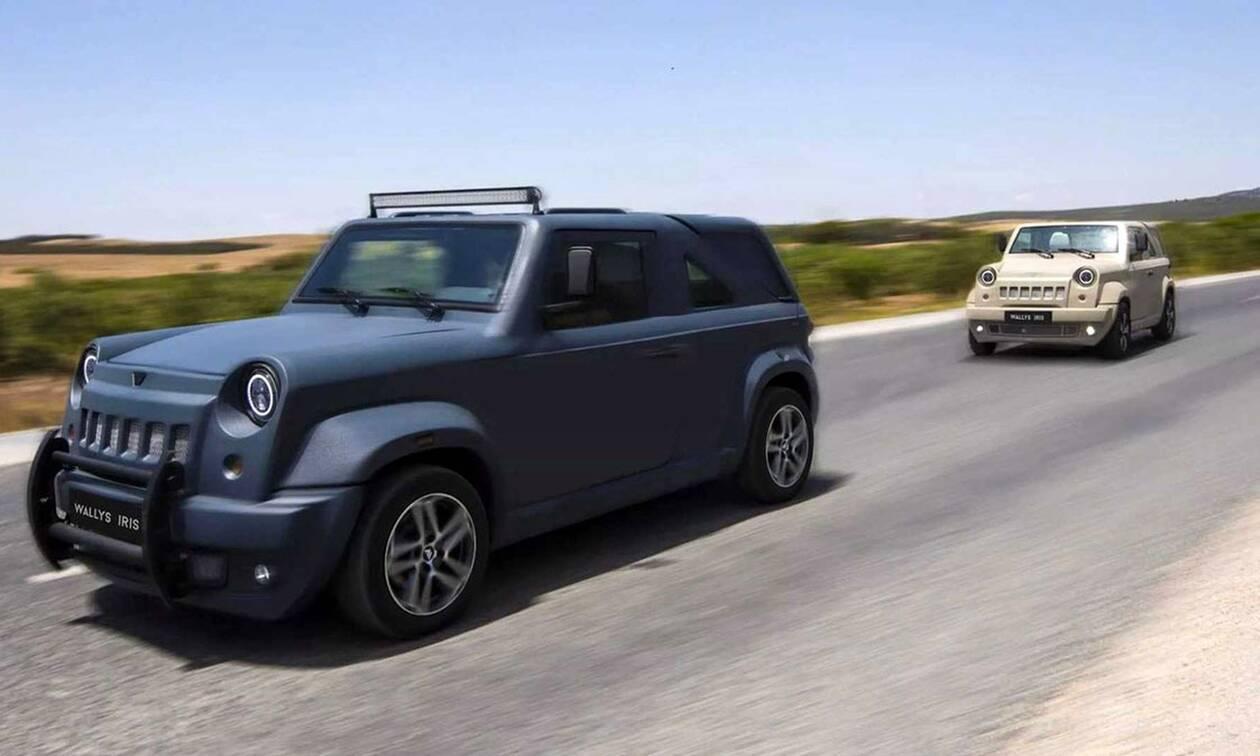 Η Τυνησία έχει πλέον το δικό της SUV