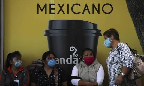 Κορονοϊός - Μεξικό: Νέο θλιβερό ρεκόρ με 2.192 θανάτους σε 24 ώρες