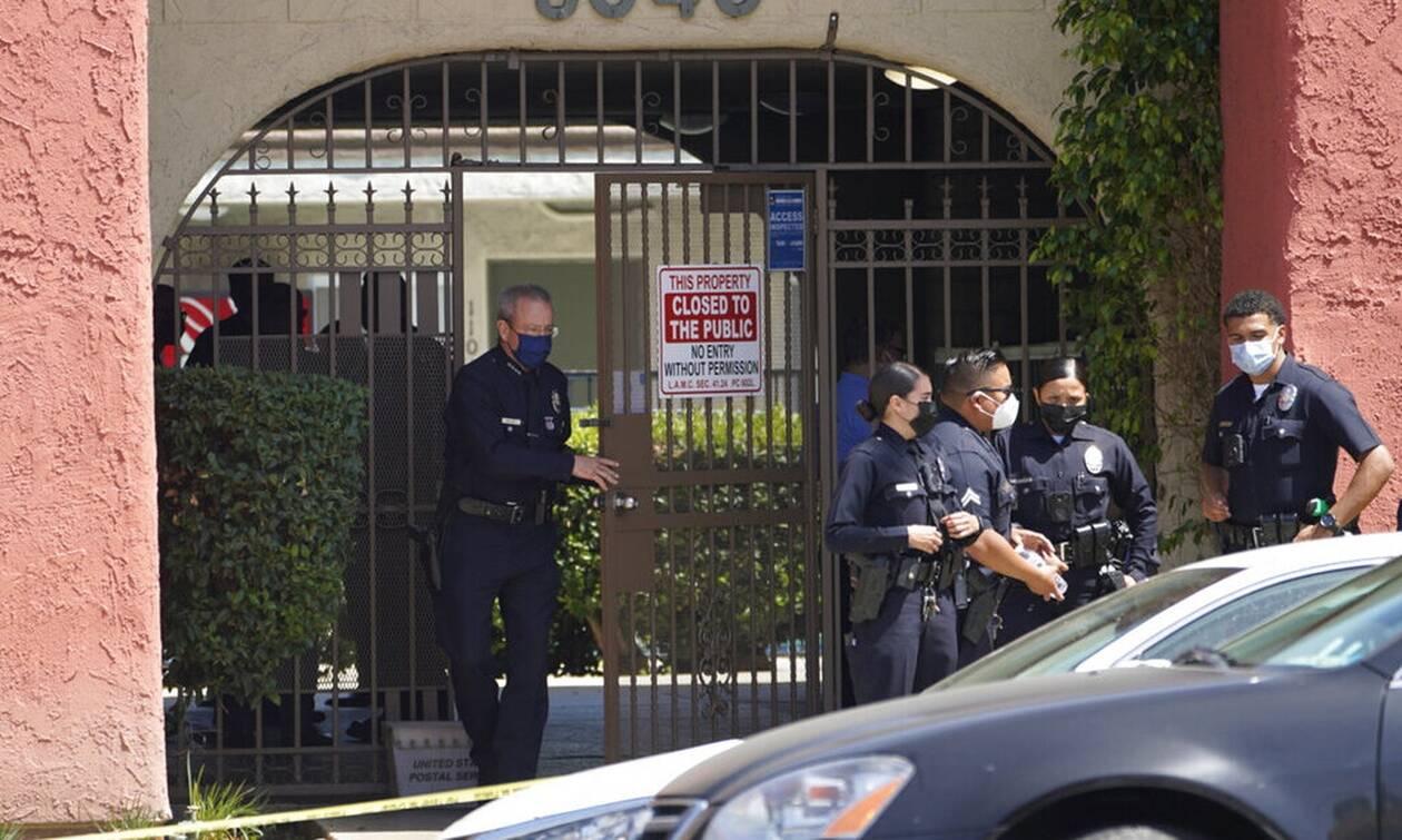 Λος Αντζελες: Νεκρά τρία παιδιά από μαχαιριές σε διαμέρισμα - Συνελήφθη η μητέρα τους