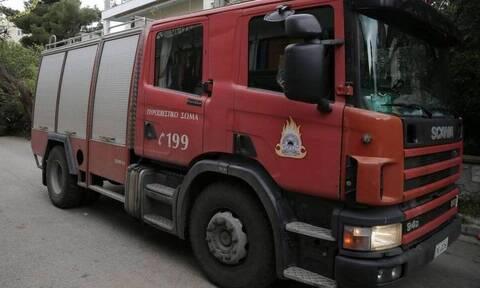 Φωτιά στο Ίδρυμα «Άγιος Δημήτριος» - Απεγκλωβίστηκαν 10 παιδιά