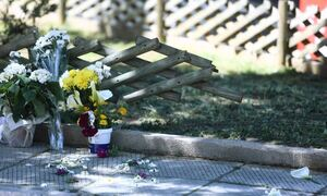 Δολοφονία Καραϊβάζ- Τα σπαρακτικά λόγια της αδερφής του:Δε μπορώ αγάπη μου να σου πω καλό παράδεισο