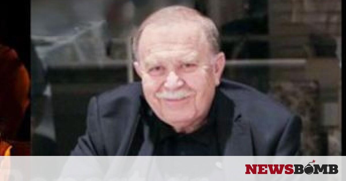 Πέθανε ο Διευθυντής του «Λαμιακού Τύπου» Δημήτρης Ρίζος – Newsbomb – Ειδησεις