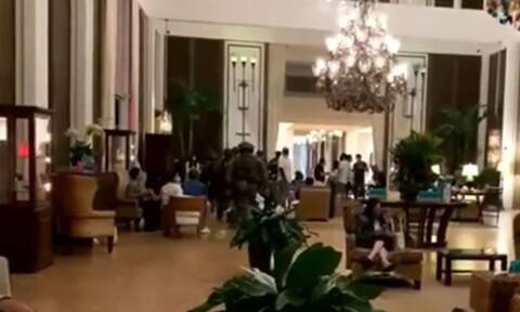 Xoνολουλού: Συναγερμός σε πεντάστερο ξενοδοχείο – Πυροβολισμοί από ένοπλο