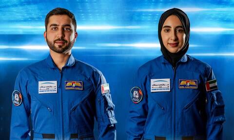 ΝΑSA: Η πρώτη γυναίκα αραβικής καταγωγής που θα λάβει εκπαίδευση αστροναύτη