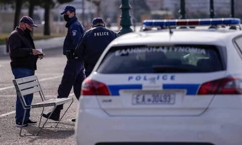 Πρόστιμα ύψους 477.000 ευρώ για παραβίαση των μέτρων κατά του κορονοϊού