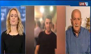 Δολοφονία Καραϊβάζ: «Λύγισε» στον αέρα του ΑΝΤ1 η Ρίτσα Μπιζόγλη - Τα λόγια του Γιώργου Παπαδάκη