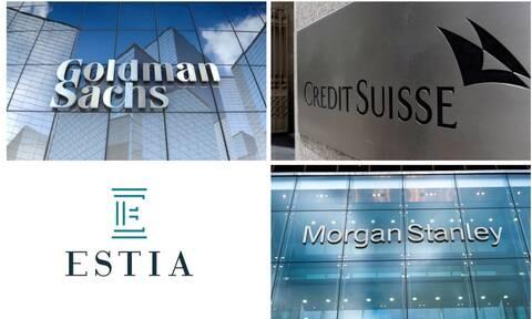 Η Goldman Sachs, ο Χάρης και ο Χρήστος και η λιβανέζικη παροικία στο ελληνικό real estate