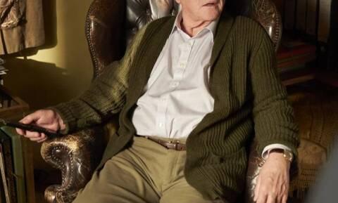 Ο ηθοποιός θρύλος που πάει για Όσκαρ στα 83 του χρόνια!