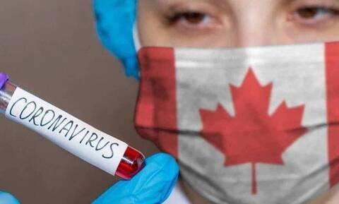 Κορονοϊό στον Καναδά