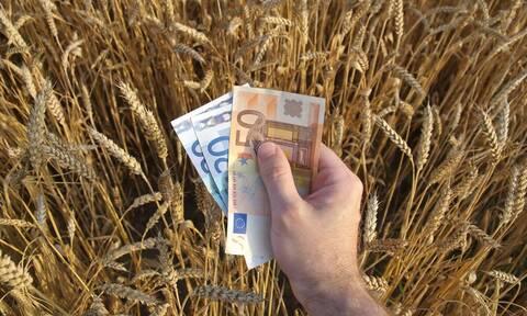 Λεφτά σε αγρότες