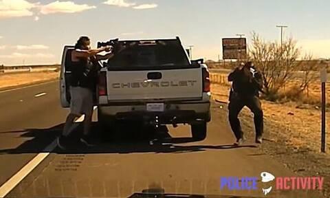 ΗΠΑ: Έμπορος ναρκωτικών σκότωσε εν ψυχρώ αστυνομικό που τον σταμάτησε για έλεγχο – ΣΚΛΗΡΟ ΒΙΝΤΕΟ