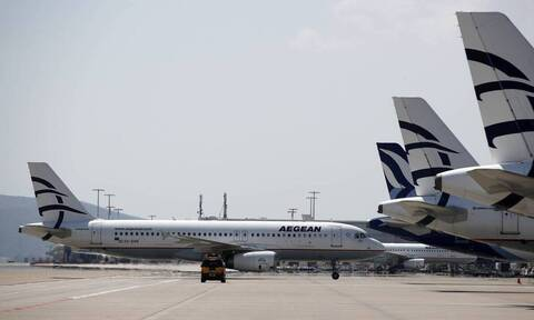 Aegean Airlines : Στα 227,9 εκατ. ευρώ ανήλθαν οι ζημιές το 2020