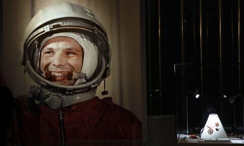Γιούρι Γκαγκάριν: Εξήντα χρόνια από το θρυλικό ταξίδι στο διάστημα - «Η Γη είναι τόσο όμορφη»