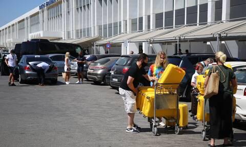 Κορονοϊός – Κρήτη: Συναγερμός στο αεροδρόμιο «Νίκος Καζαντζάκης» - Κρούσματα σε υπαλλήλους
