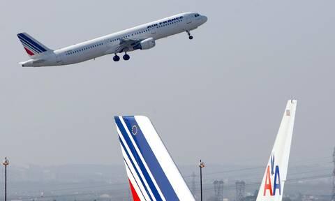 Γαλλία: Προς απαγόρευση για περιβαλλοντικούς λόγους οι μικρές πτήσεις εσωτερικού