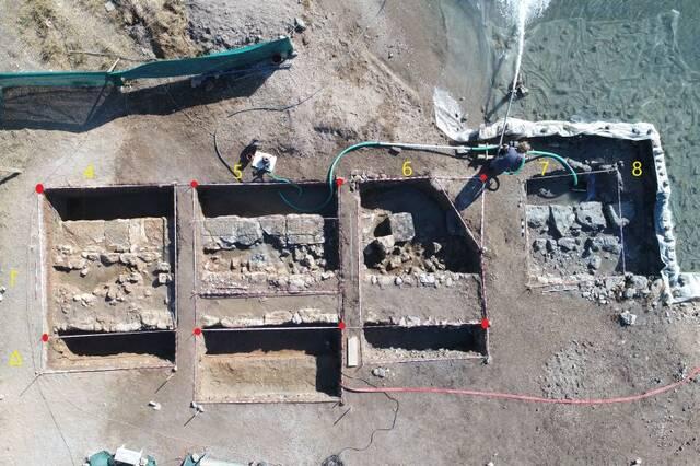 Ανασκαφές στη Σαλαμίνα