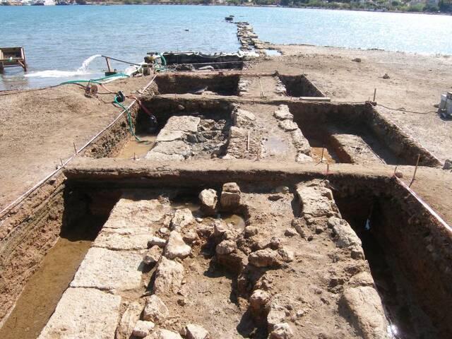 Αρχαία πόλη Σαλαμίνας