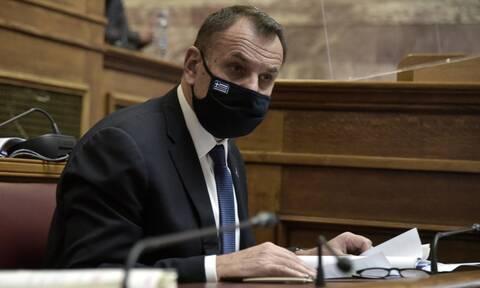 Νίκος Παναγιωτόπουλος: Αποκάλυψη του υπουργού Άμυνας στη Βουλή για ΕΑΣ και νέο εθνικό τυφέκιο