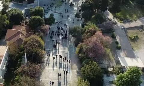 «Βούλιαξε» από κόσμο η Πλάκα: Έλληνες επισκέπτες γύρισαν πίσω τον χρόνο σε εποχές 60s - 70s