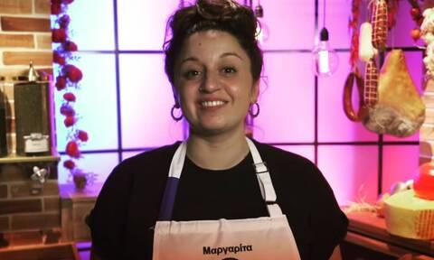 Επέστρεψε η Μαργαρίτα Νικολαΐδη στο MasterChef 5 και το Twitter έκανε πάρτι (photos)