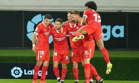 LaLiga: Νίκη σε ματσάρα η Σεβίλλη – Γκολ κι από Premier League, Serie A και Bundesliga (videos)