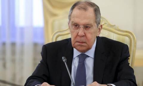 Ο υπουργός Εξωτερικών της Ρωσίας, Σεργκέι Λαβρόφ