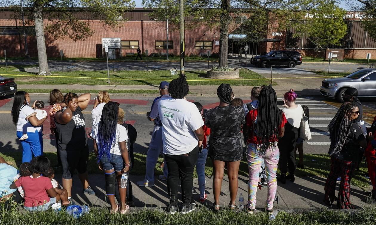 ΗΠΑ: Πυροβολισμοί σε λύκειο στο Νόξβιλ - Ένας μαθητής νεκρός από πυρά αστυνομικών
