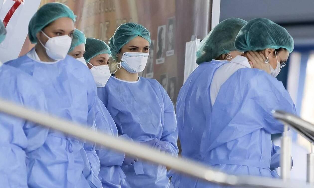 Κορονοϊός - Ρουμανία: Τρεις διασωληνωμένες πέθαναν εξαιτίας βλάβης στο σύστημα χορήγησης οξυγόνου