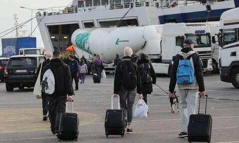 Μετακίνηση εκτός νομού: «Όχι» από την Παγώνη για το Πάσχα