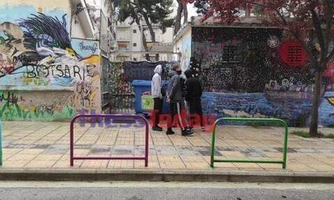 Θεσσαλονίκη: Σε κατάληψη προχώρησαν μαθητές του 19ου Λυκείου