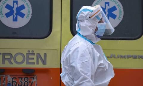 Καταγγελία - Κρήτη: 65χρονος με κορονοϊό πέθανε αβοήθητος στο σπίτι του