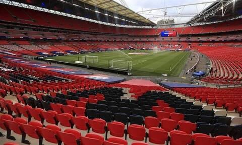 Αγγλία: Τελικός με 8.000 θεατές και... αποκλεισμούς! - Θα είναι μέρος έρευνας για τον κορονοϊό