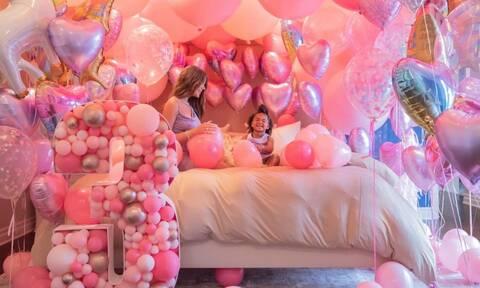 Khloe Kardashian: Απίστευτο πάρτι χλιδής για τα τρίτα γενέθλια της κόρης της (photos)