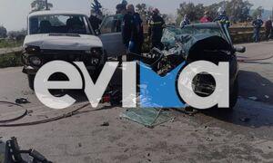 Τραγωδία στην Εύβοια: Πέθανε η 26χρονη που τραυματίστηκε στο τροχαίο - Αγωνία για το μωρό της