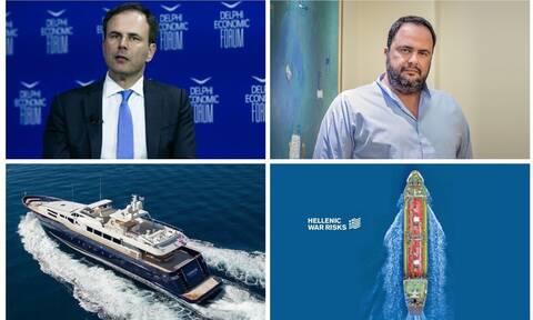 Ο Αλέξης Πατέλης, η North Solar και τα 3.000 πλοία της Hellenic War Risks