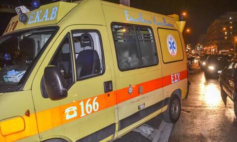 Ασθενοφόρο Θεσσαλονίκη
