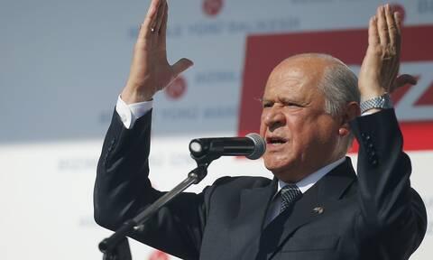 Μπαχτσελί κατά Ντράγκι για «Sofagate»: Η Τουρκία δεν έβγαλε «Ντούτσε» ή «Φύρερ»