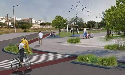 «Πράσινο φως» για έργα σε πλατείες, πεζόδρομους και πεζοδρόμια στο κέντρο της Αθήνας