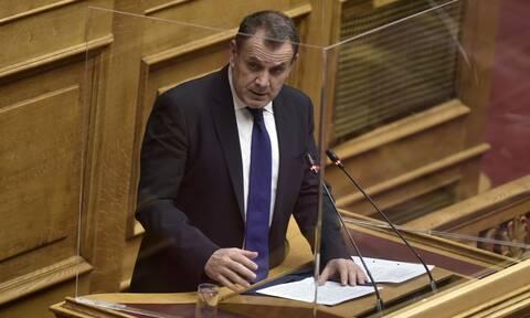 Παναγιωτόπουλος: Οι εθνικές θέσεις είναι αδιαπραγμάτευτες, κρυστάλλινες και αδιαμφισβήτητες